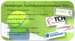 Haaksbergse Clubkampioenschappen 2021